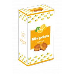 Mini palets citron - boîte 200G