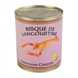 Bisque de langoustine 800 g